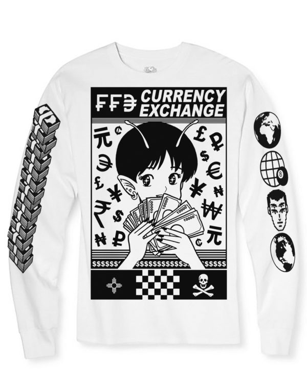 Future Fantasy Delight - Currency Exchange Longsleeve Shirt