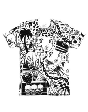 Future Fantasy Delight - Classic All Over Print