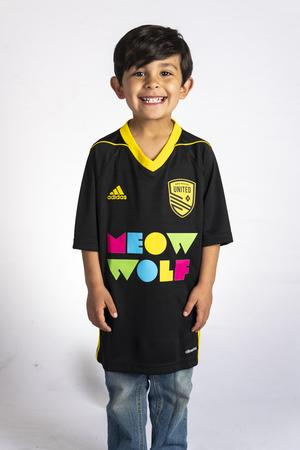 NM United x Meow Wolf Youth Jersey