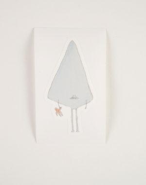 Eeg - Triangle with Doll - Jessica Vredenburg