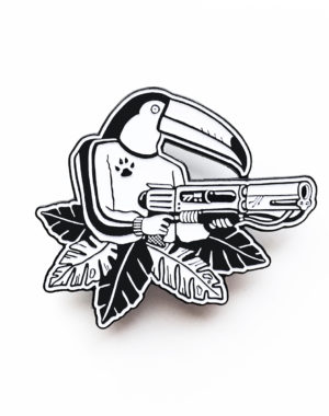 Future Fantasy Delight - Canopy Boi Pin