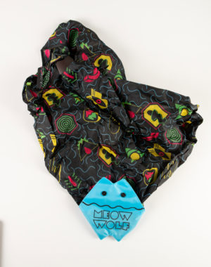 Packable Reusable Tote Bag - Meow Wolf