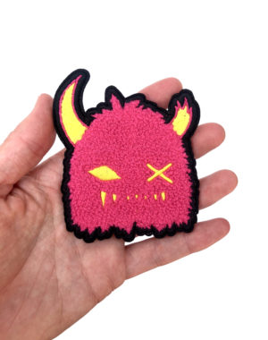 Meow Wolf Chenille Patch - Shaggy Snaggy