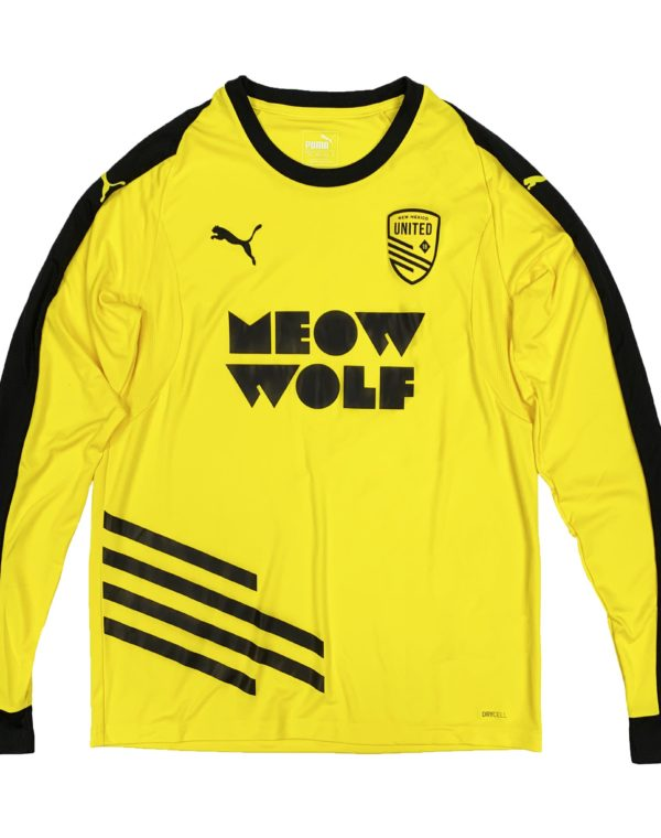 NM United x Meow Wolf 2020 Away Jersey - Long Sleeve
