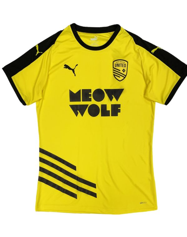NM United x Meow Wolf 2020 Away Jersey - Womens Fitted