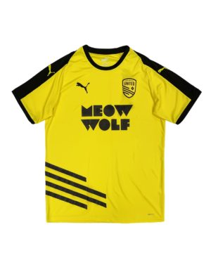 NM United x Meow Wolf 2020 Away Jersey - Youth